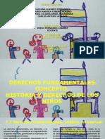 ANALITICA PONDERACIÓN DE LOS DERECHOS