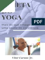 A Dieta Do Yoga - Vitor Caruso Junior
