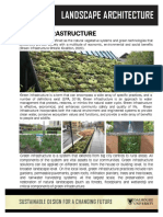 Green Infrastructure - A Primer and Examples