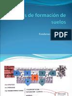 CLASE 2 PROCESOS DE FORMACIÓN, TAXONOMÍA