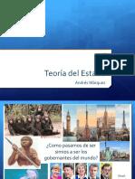 TEORÍA DEL ESTADO