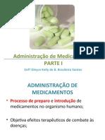 Administração de Medicamentos