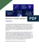Blockchain na Saúde