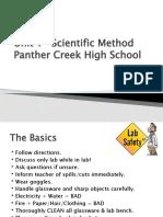 RL-Scientific Method Notes