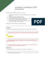 0 desmovilización y reintegración (DDR) Descripción general práctica aporbado