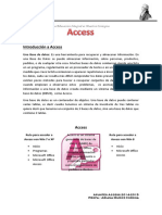 Introduccion a Access