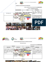 INFORME DE AVANCES PROYECTOS DE APRENDIZAJES CULTURA