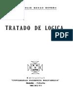 ''Tratado_de_Logica'',_Mons.F.Henao·Botero,Edit.Univ.Pontif.Bolivariana,Medellín,MCMLVI