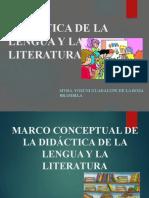 MARCO CONCEPTUAL DE LA DIDÁCTICA (CLASE 1)