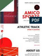 Amico Athletic Track & Epdm Brochure