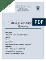 T-MEC vs Acuerdo con Europa_Equipo