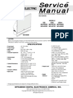 Mitsubishi WD-62525 Service_Manual (full)