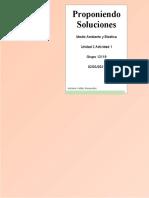 Propuesta Soluciones - Estado de Mexico - Unidad 2 - Actividad 1 - Antonio Valdez Hernandez