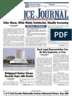 Justice Journal 2008 Test Versyus