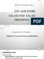 Learning Outcome 3 and 4 SALAD