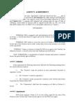 SKN VENTURI AGENT AGREEMENT 11_25_2010doc