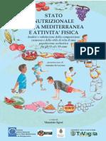 311_Stato nutrizionale, dieta mediterranea e attività fisica