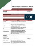 instrucoes acidentes de trabalho _anexoI