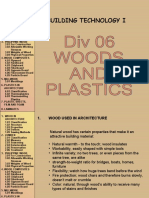 06 Woods and Plastics