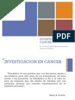 Investigación en cancer 2