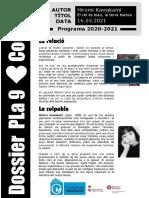 Dossier Pla 9 - Codi 78