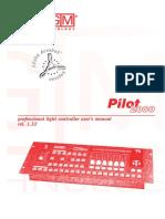 SGM Pilot 2000 Manuale Utente