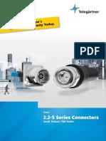 2.2-5 Series Connectors