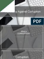 Chapter9-AdvocacyAgainstCorruption