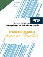 RECEPCIONES DE SÁBADO MAYO 2020