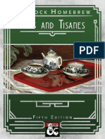 Чайные традиции DND5e