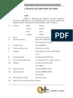 01. Ficha técnica, memoria descriptiva valorizada
