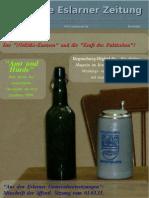 Die Erste Eslarner Zeitung, Ausgabe 03.2011