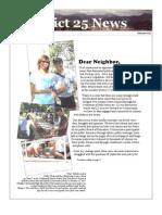 Feb Newsletter - Rep. Belatti (D25)