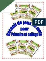 DzExams.com - DEM - ألعاب الكلمات الفرنسية للإبتدائي و المتوسط
