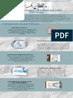 Tipos de Auditoria  Infografías