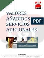#TemarioCGT2020 · T2 Valores Añadidos y Servicios Adicionales PDF Licencia
