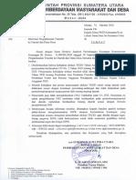 Informasi Pengalokasian Transfer ke Daerah dan Dana Desa