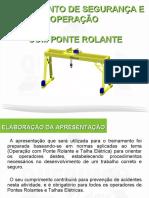 APOSTILA - Operação de Ponte Rolante-Talha Elét._16h [G.Q.P] (1)