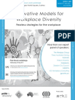 Innovative Models for Workplace Diversity