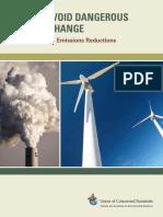 Emissions Target Report