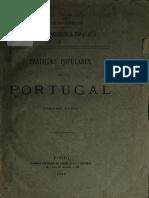 TRADIÇÕES POPULARES PORTUGUEZAS