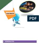 Cours Eléctricité