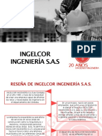 BROCHURE INGELCOR 2020