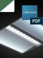 Catálogo Lumicenter - Luminárias LED