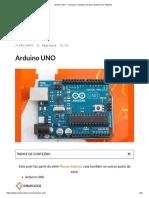 Arduino UNO - Conheça o hardware da placa Arduino em detalhes
