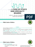 PMA-CODE-OF-ETHICS-AND-SPECIALTY-BOARDS