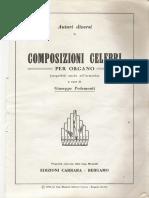 Composizioni Celebri Per Organo