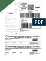 Enjoei - Imprimir Etiqueta de Envio