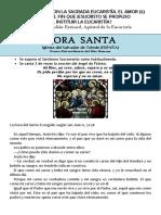 ¿CUÁL ES EL FIN QUE JESUCRISTO SE PROPUSO  AL INSTITUIR LA EUCARISTÍA?Deberes Para Con La Sagrada Eucaristía. El Amor. (5) San Pedro Julián Eymard
