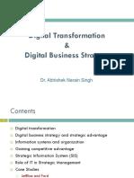 2. Digital transformation